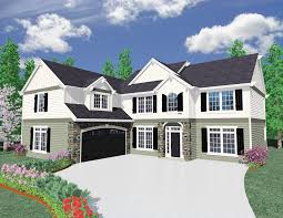 old world european in l shape 8576ms architectural designs shaped house plans with garage back 8576ms 14792