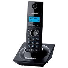 <b>Радиотелефон Panasonic KX-TG1711RUB</b>, черный — купить в ...