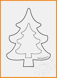 Bastelvorlage Tannenbaum Fensterbild Neujahrsblog 2020