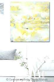 white and gold canvas art coastal canvas art print yellow grey abstract painting modern white gold on large white and gold wall art with white and gold canvas art coastal canvas art print yellow grey