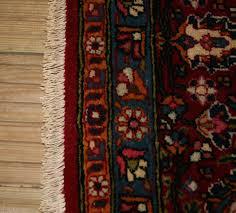 rug fringes repair