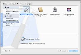 Automator: Creating Shell Script Action