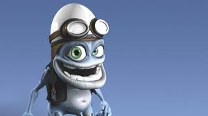 the annoying thing crazy frog