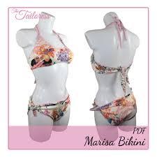 Bikini Patterns Interesting Inspiration