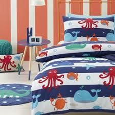 Kids Quilt Cover Sets, Boys Quilt Covers, Quilt Covers Online ... & Sea Creatures Quilt Cover Set Adamdwight.com