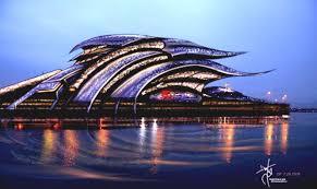 architectural design. Dragon House Architectural Design