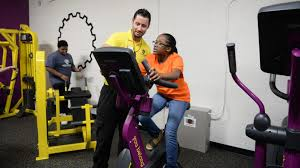 planet fitness provides workout