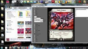 Duel Masters World Duel Masters Card Maker Free Download
