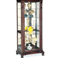 small white curio cabinet cabinet cabinet with glass doors corner display cabinet white china cabinet small
