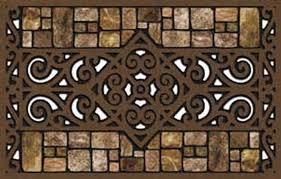 front door matDesigner Front Door Mats Rubber Door Mat Style  Home Interior