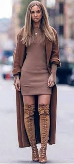 Best 25 Sweater dress outfit ideas on Pinterest