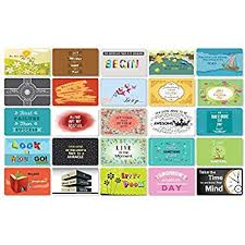 Quote Cards Extraordinary Amazon 48 Beautiful Designed Full Rich Colored Complimentary