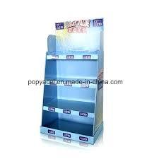 Cardboard Display Stands Australia Cardboard Floor Displays Corrugated Display Rack Tiers Display 33