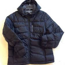 Down Jacket Ultra Light Coat M Puffer Nautica Mens Size
