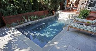 Gallery  Small Concrete Pools contemporary-pool