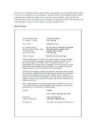 Proper Business Letter Format Proper Letter Format For Cc Proper Business Letter Format With Cc