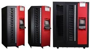 Industrial Vending Machine Manufacturers Amazing Industrial Vending Solutions Robo Crib VX 48 48 48