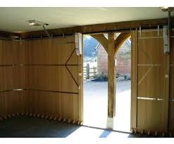 barn sliding garage doors. Sliding Garage Door Inspiring Bypass Doors With Unique Pass Double Barn  Horizontal Strut Brace . Bi Fold