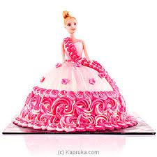 Clara Barbie Doll Cake Kapruka Kaprukacom