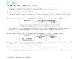 balancing equations worksheet 1 answers balancing equations eet answers chemical practice