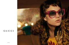gucci 2017 sunglasses. gucci, sunglasses, ad campaign, glen luchford, bonne new york gucci 2017 sunglasses e