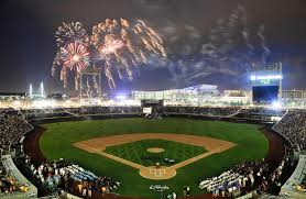 2011 College World Series Fans And Players Adjust To New