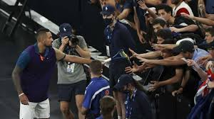 Nick kyrgios produced a brilliant fightback to defeat ugo humbert and remain in the australian open on wednesday morning. Udjiiyede8jjzm