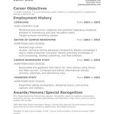 Resumes For Teens Resumes For Teenagers Resume Study First Free Tips How To Write 16