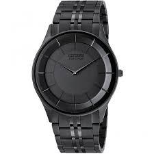 ultra thin watches buy slim watches british watch company citizen eco drive men s stiletto black i p bracelet watch