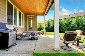 2021 concrete patio cost average cost