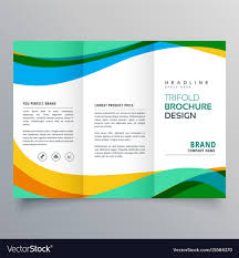 Company Catalog Design Templates Creative Trifold Business Brochure Design Template