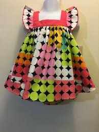 Bonnie Jean Baby Girls Multi Color Dots Spring Summer