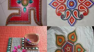 Kundan Rangoli Designs Small 9 Best Wooden Rangoli Designs And Patterns For Floor