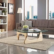 modern noguchi coffee table