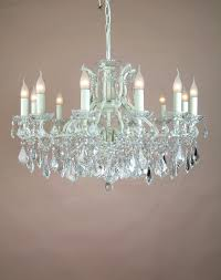 large shallow twelve arm chandelier french image 12
