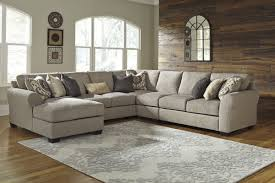 Ashley furniture sectional couches Huge Ottoman Ashley Furniture Pantomine Piece Sectional Sofa With Laf Chaise In Driftwood Local Furniture Outlet Local Furniture Outlet Ashley Furniture Pantomine Piece Sectional Sofa With Laf Chaise In