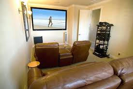 Small media room ideas Movie Marathon Small Media Room How To Make Outstanding Small Media Room Furniture For Your House Literates Interior Small Media Room Home Media Room Ideas Home Design Resort Small Media Room Media Room Basement Remodel Ideas With Black Fabric