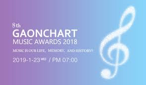 8th Gaon Music Chart Awards 2018 Discussion 190123 Kpop