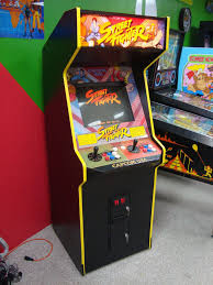 street fighter 1 arcade game the original classic ebay