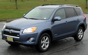 Toyota RAV4 | Tractor & Construction Plant Wiki | FANDOM powered ...