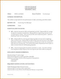 Prepossessing Job Duties Cashier Resume With Additional Treasurer