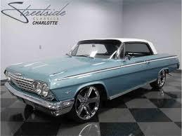 1962 Chevrolet Impala for Sale   ClassicCars.com   CC-967079