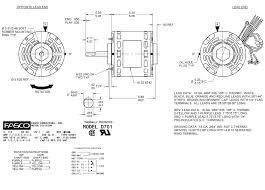 magnetek universal electric motor 115v wiring diagram electrical
