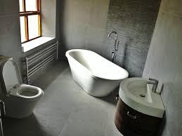 Free Bathroom Tiles My New Bathroom Feature Wall With Slate Tiles Light Grey