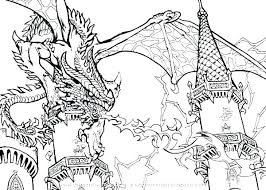 Dragon Coloring Pages Free Dragon Coloring Pages Dragon Colouring
