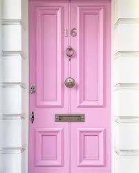 how to paint your front doorHow To Paint Your Front Door  Domino