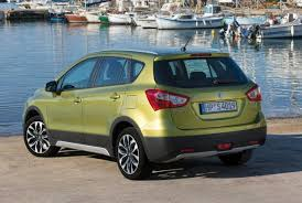 Suzuki reveals UK pricing for the SX4 S-Cross - Ultimate Car Blog