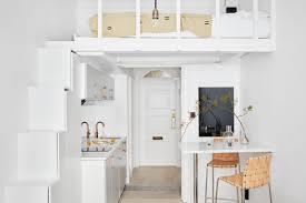 Dit Kleine Appartement Van 18m2 Is Leuk Inrichting Huiscom