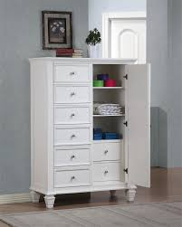 Bedroom Furniture Collection Sandy Beach White Storage Bedroom Collection