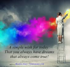 Quotes On Wishes And Dreams
